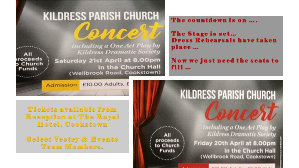 Countdown is on to Parish concert